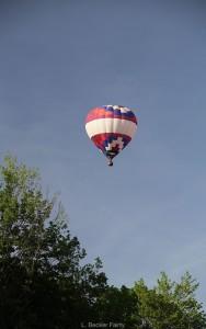 Ballooning May 20 2017 11